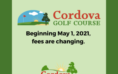 BEGINNING MAY 1, 2021, FEES ARE CHANGING